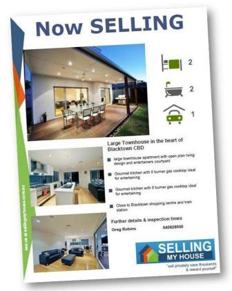 Diy house sales australia